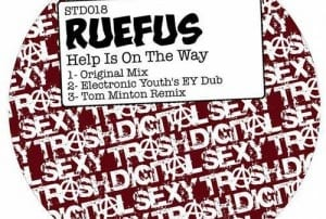 Ruefus - Help is on the way - STD018